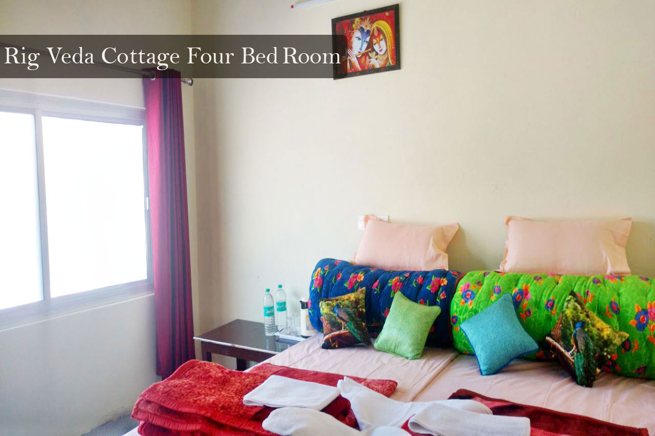 luxury cottage in barkot